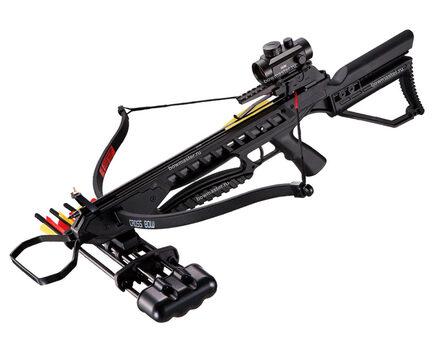 Купите рекурсивный арбалет Man-Kung MK-XB21 черный в Хабаровске в нашем интернет-магазине