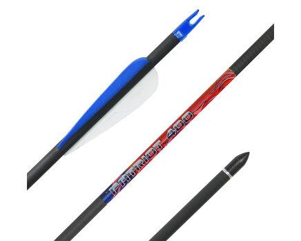 Купите карбоновые стрелы для лука Bowmaster Patriot 400 в интернет-магазине