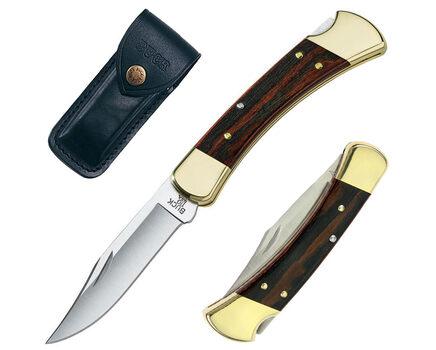 Купите складной нож Buck 110 Folding Hunter 420HC 0110BRS в Хабаровске в нашем интернет-магазине