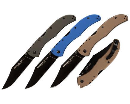 Купите складной нож Cold Steel Broken Skull IV (54SBB - 54SBG - 54SBLU) в Хабаровске в нашем интернет-магазине