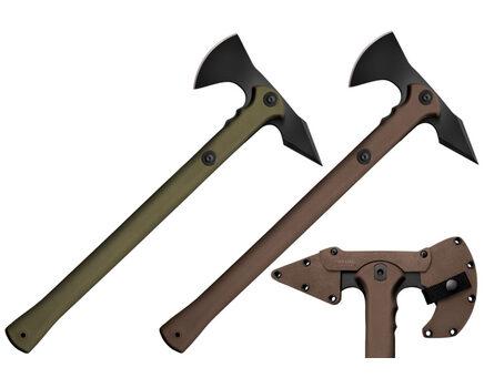 Купите топор Cold Steel Trench Hawk Dark Earth или OD Green (90PTHF - 90PTHG) в Хабаровске в нашем интернет-магазине